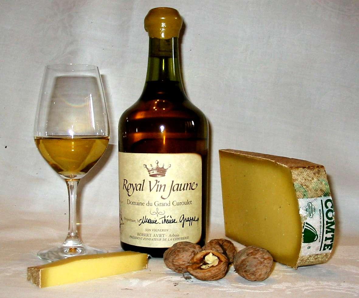 Quel vin boire avec le fromage mon ma tre d 39 h tel - Par quoi remplacer le vin jaune en cuisine ...